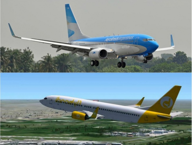 """Aerolíneas """"copia"""" a Flybondi y desde el lunes cobra tarifas base más baratas y el pasajero opta por equipaje, asiento o cambios"""