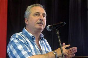 """Passalacqua reivindicó """"luchas pasadas y también actuales"""" que hoy permiten vivir en Democracia"""