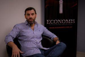 """Facundo Tejedor: """"La crisis económica alejó a las personas de los clubes"""""""