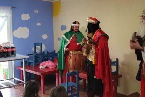 IPLyC Social acercó a los Reyes Magos al hogar para niños judicializados