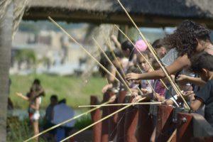 Concluyó con éxito la Colonia de Vacaciones organizada por el Ministerio de Turismo