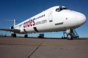 Autorizan a Andes a volar 199 rutas locales e internacionales