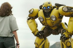 Bumblebee, el Transformer más humanollega al IMAX del Conocimiento
