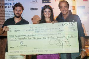 El torneo de golf solidario de London Supply Group recaudó más de 27 millones de pesos