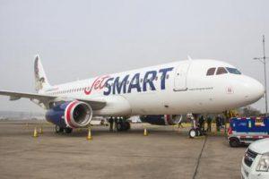 JetSMART vuelve a volar desde el 19 de noviembre