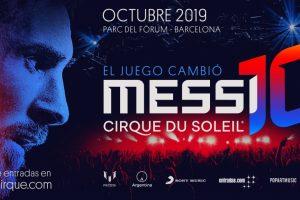 El sorprendente show de Cirque du Soleil inspirado en Leo Messise estrenará en Barcelona