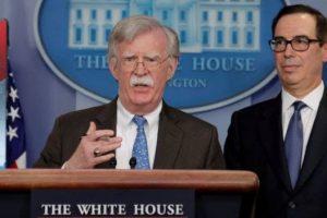USA aumenta la presión a Venezuela: Bloqueo a PDVSA asciende a US$ 7 mil millones