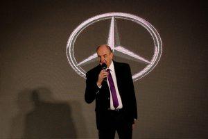 El empresario obereño Juan José Bazyluk es el nuevo concesionario de Mercedes Benz en Misiones y se consolida en el NEA como representante de la estrella