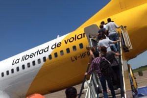 Las Low Cost le roban 20% de mercado a las empresas líderes y Aerolíneas perdió 8,5 puntos