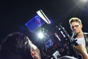 Fernando Vogel grabó un video clip en Posadas