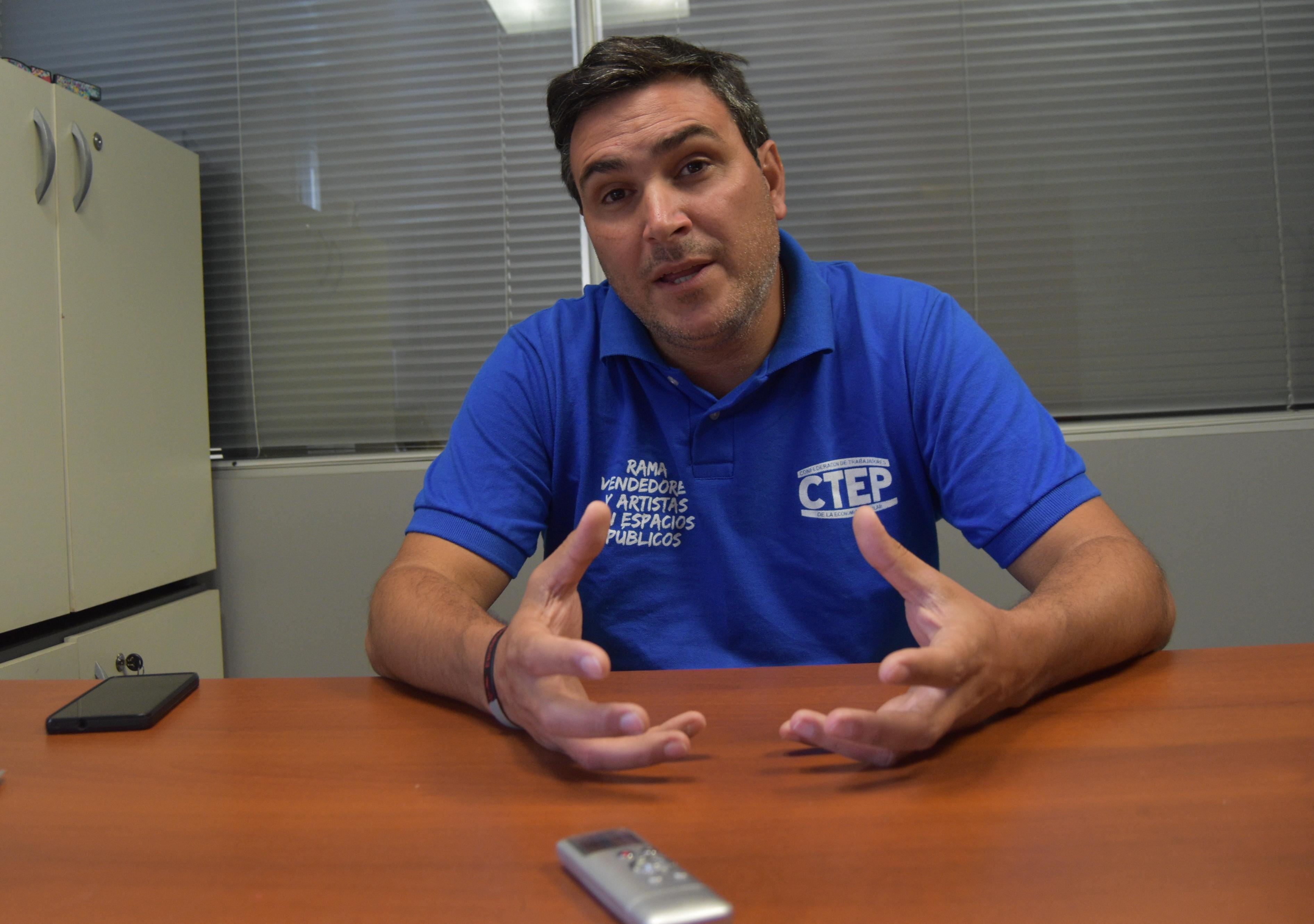 """Dirigente del Movimiento Evita y CTEP destacá que """"la unidad se está gestando desde abajo"""""""