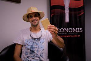 """Emprendedor fabrica jabón con aceite vegetal usado yapuesta a generar """"conciencia ambiental"""""""