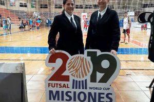Luz Samudio, otra representante misionera en la Copa del Mundo