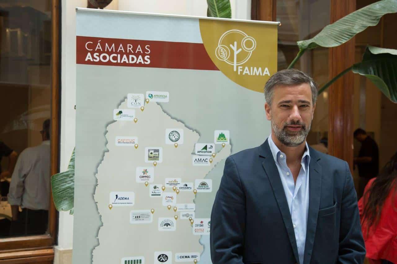 El misionero Román Queiroz fue electo presidente de Faima