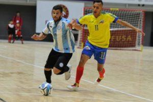 Sandro Antiveros, sangre misionera en el Mundial de Futsal