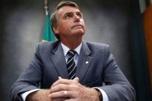 """""""Brasil está quebrado, no puedo hacer nada"""", dice Bolsonaro"""