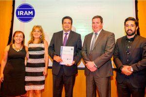 El Poder Judicial de Misiones obtuvo certificados de gestión de calidad