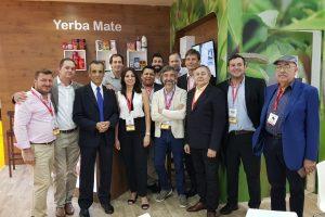La industria yerbatera celebró en Dubai una semana casi perfecta para el negocio exportador