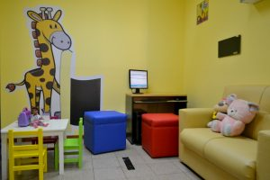 Los Juzgados de Familia pusieron en funcionamiento  salas de audiencia infantil