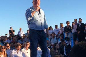 """""""No hay forma de hacer patria si no se es federal"""", dijo Passalacqua en el lanzamiento de Alternativa Federal"""