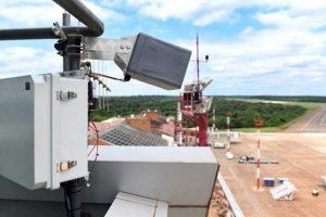 El aeropuerto de Iguazú contará con el nuevo sistema de detección de actividad eléctrica