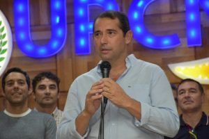 Luna buscará un segundo mandato en Candelaria
