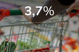 Carrera desigual: los ajustes salariales quedan rezagados frente a la velocidad de la inflación