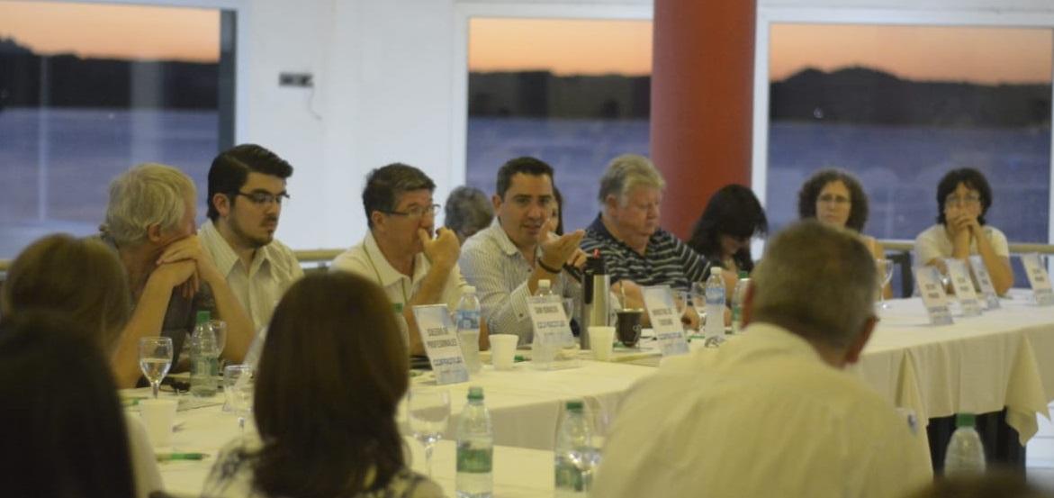 Arrúa se propone fortalecer las políticas turísticas en el Consejo Provincial de Turismo