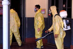 El municipio fumigó los 300 establecimientos educativos de Posadas