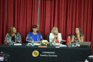 Rectoras plantearon la necesidad de formar a las mujeres para ocupar cargos de liderazgo en la sociedad