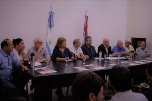 """Presentaron la agenda de actividades por la """"Semana de la Memoria, la Verdad y la Justicia"""""""