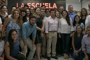 """Passalacqua: """"La escuela de Innovación simboliza el ADN misionero: emprender, abrir caminos y atreverse a nuevos desafíos"""""""