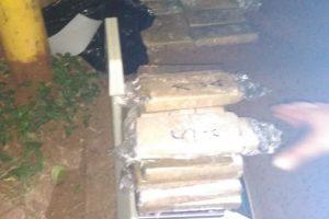 La policía de Misiones incautó droga por 4,5 millones de pesos