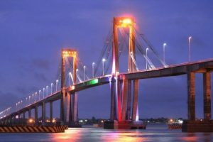 Hisopado obligatorio para los que crucen el puente Chaco-Corrientes