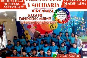 Gran Feria Solidaria esta tarde en el Cuarto Tramo de la Costanera