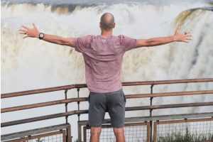 Ginóbili recomendó las Cataratas del Iguazú a los fans de los Spurs