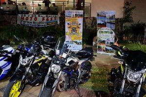 Comenzaron a llegar motoviajeros de todo el Mercosur, a Puerto Libertad