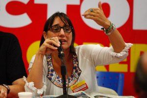 El partido Obrero proclama candidata a presidenta a Romina Del Plá
