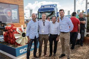 Scania invertirá 35 millones de dólares en su planta de Tucumán