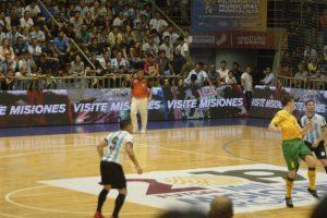 En Deportes, Passalacqua destacó el éxito organizativo del Mundial de Futsal