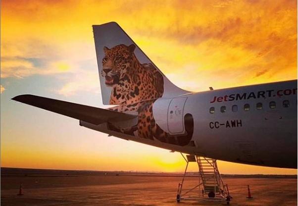 JetSMART emite carta de intención con FAdeA