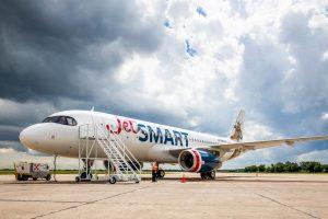JetSmart comenzará a operar la ruta Iguazú – Salta la próxima semana