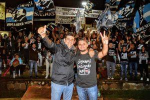 Jeremías Zarza lanzó su candidatura a concejal de Posadas