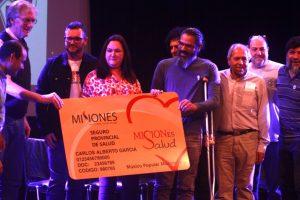 Herrera Ahuad participó de una jornada junto a Músicos populares Misioneros