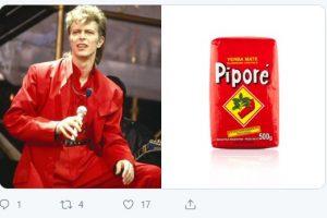 ¿Es David Bowie un paquete de yerba?
