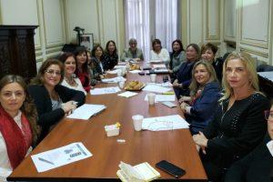 Leiva representó a la justicia de Misiones en encuentro de Género e Inclusión
