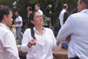 """""""En cada localidad que vamos el pueblo pide respuestas que no tiene de quienes gobiernan"""", afirmó Clelia Carballo"""