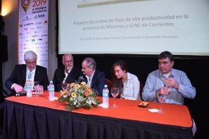 """Plan Maizar: Nación insiste en que Misiones es """"la tierra prometida"""" para la expansión del maíz"""