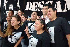 Losada apuesta a la mayor participación de los jóvenes con más cultura y deportes