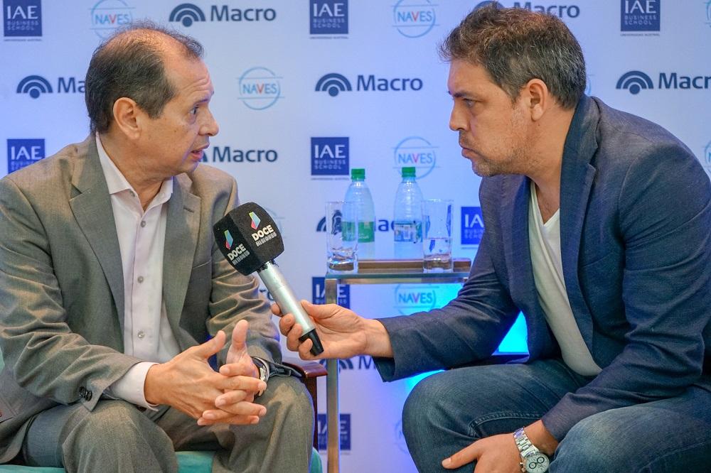 """Miguel Ayala: """"El programa Construyo Mi Casa volcará 600 millones a la economía"""""""
